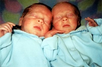 Boerner twin baby boys