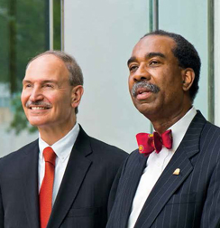 Robert Chrencik and Dean E. Albert Reece