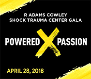 Shock Trauma Center Gala 2018
