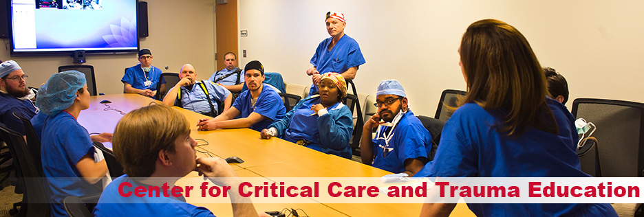 Center for Critical Care and Trauma Education