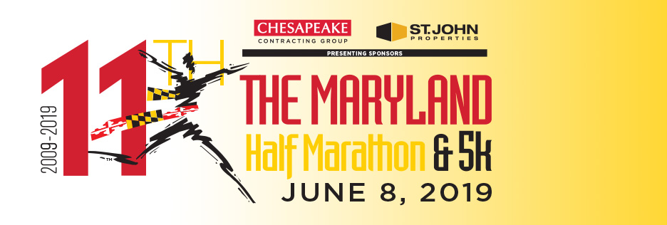 2019 Maryland Half Marathon and 5K