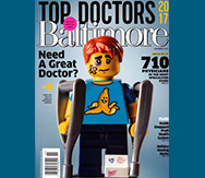 Baltimore Magazine's Top Docs 2017