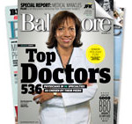 76 UMMC Physicians Named Baltimore Magazine 2013 Top Doctors