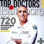 "UMMC Physicians Named 2018 ""Top Docs"" by Baltimore Magazine"