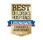 UMCH moves up in rank of Nation's Best Pediatric Cardiology and Heart Surgery